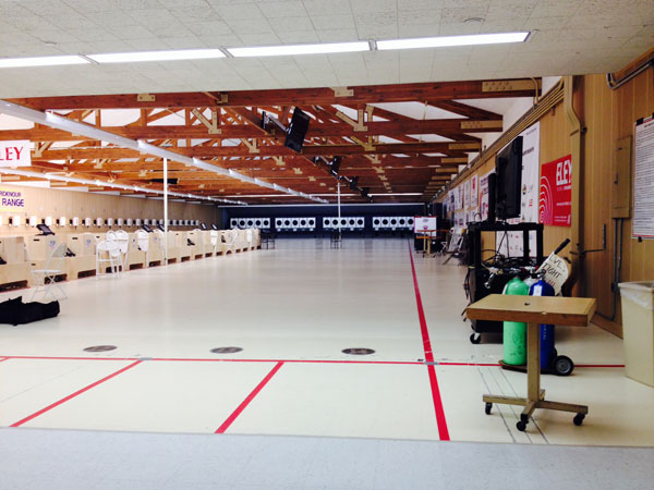 CCSSEF Jr. Rifle Team Indoor Range Competition