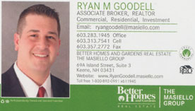 Ryan Goodell, Realtor