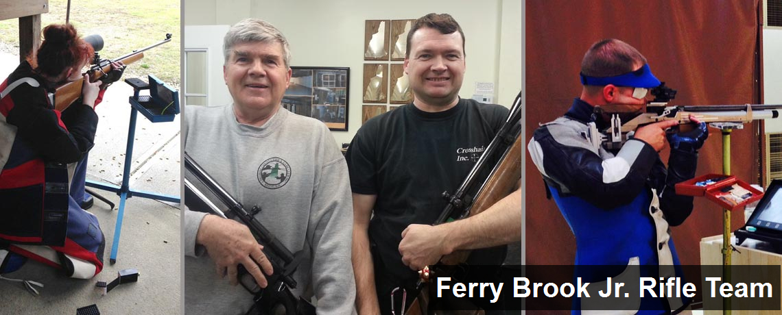 Ferry Brook Junior Rifle Team
