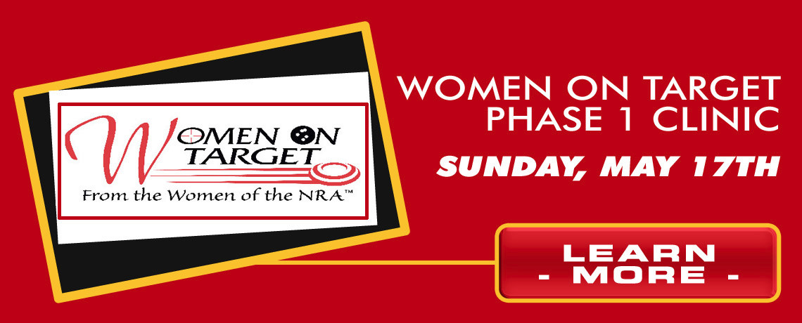 Woman on Target Event
