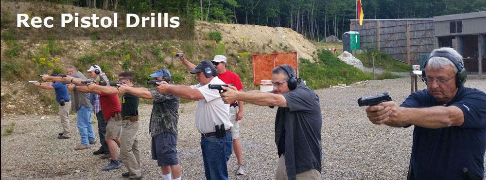 Action Pistol Practice