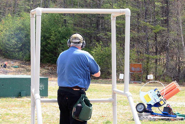 5 Stand Shooting at Cheshire County Fish and Game