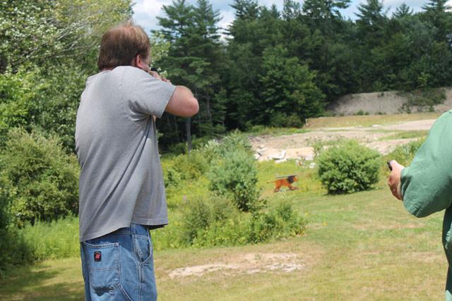 2015 Safari Shoot at Cheshire County Fish and Game
