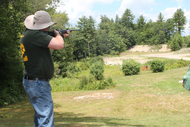 2015 Safari Shoot at Cheshire County Fish and Game