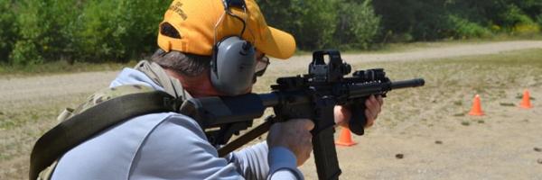 Defensive Carbine Training