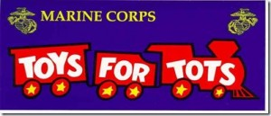 CCF&G Supports Toys for Tots