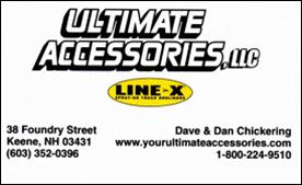 Ultimate Accessories, Line-X | Dave & Dan Chickering